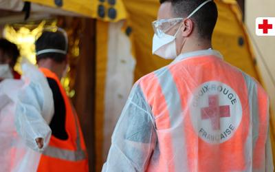 CoviD-19 : la Croix-Rouge réorganise ses missions